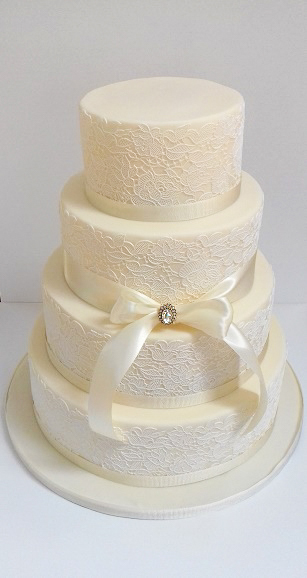 Couture Wedding Cakes Galway